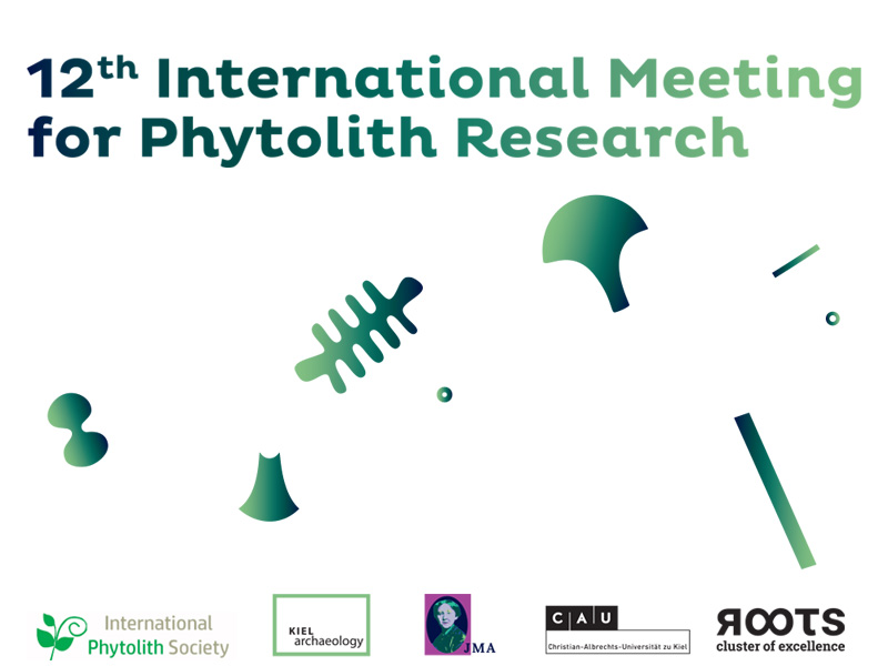 12th International Meeting flyer