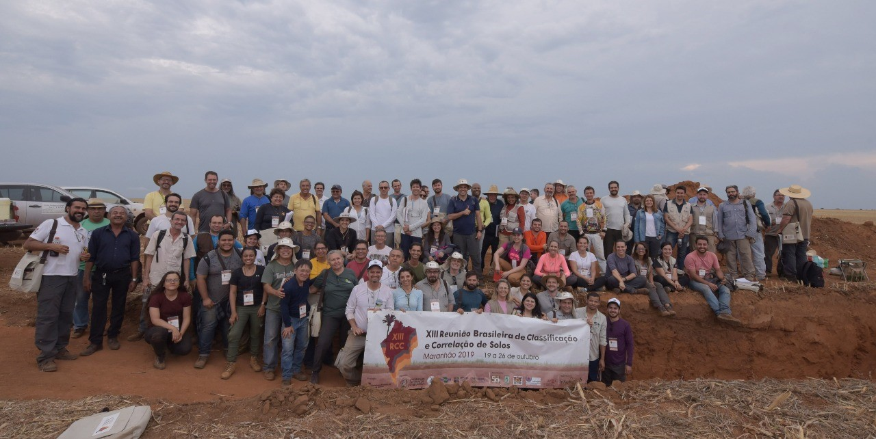 Participants of the XIII CCR in the State of Maranhão (Photo: Shimizu, S. 10/2019).